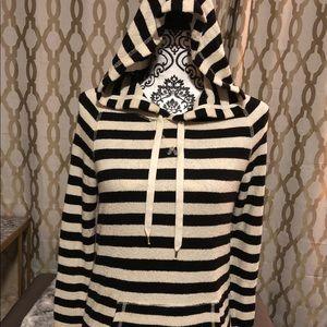 💚JCrew💚 Lightweight terry fitted sweatshirt